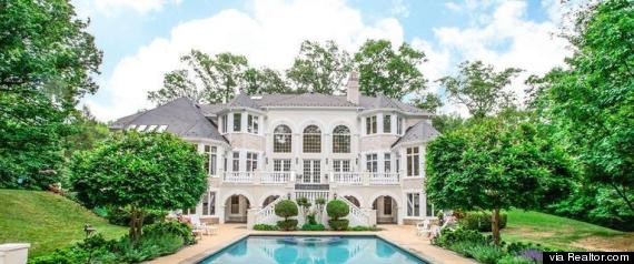 NORTHERN VIRGINIA EXPENSIVE HOMES