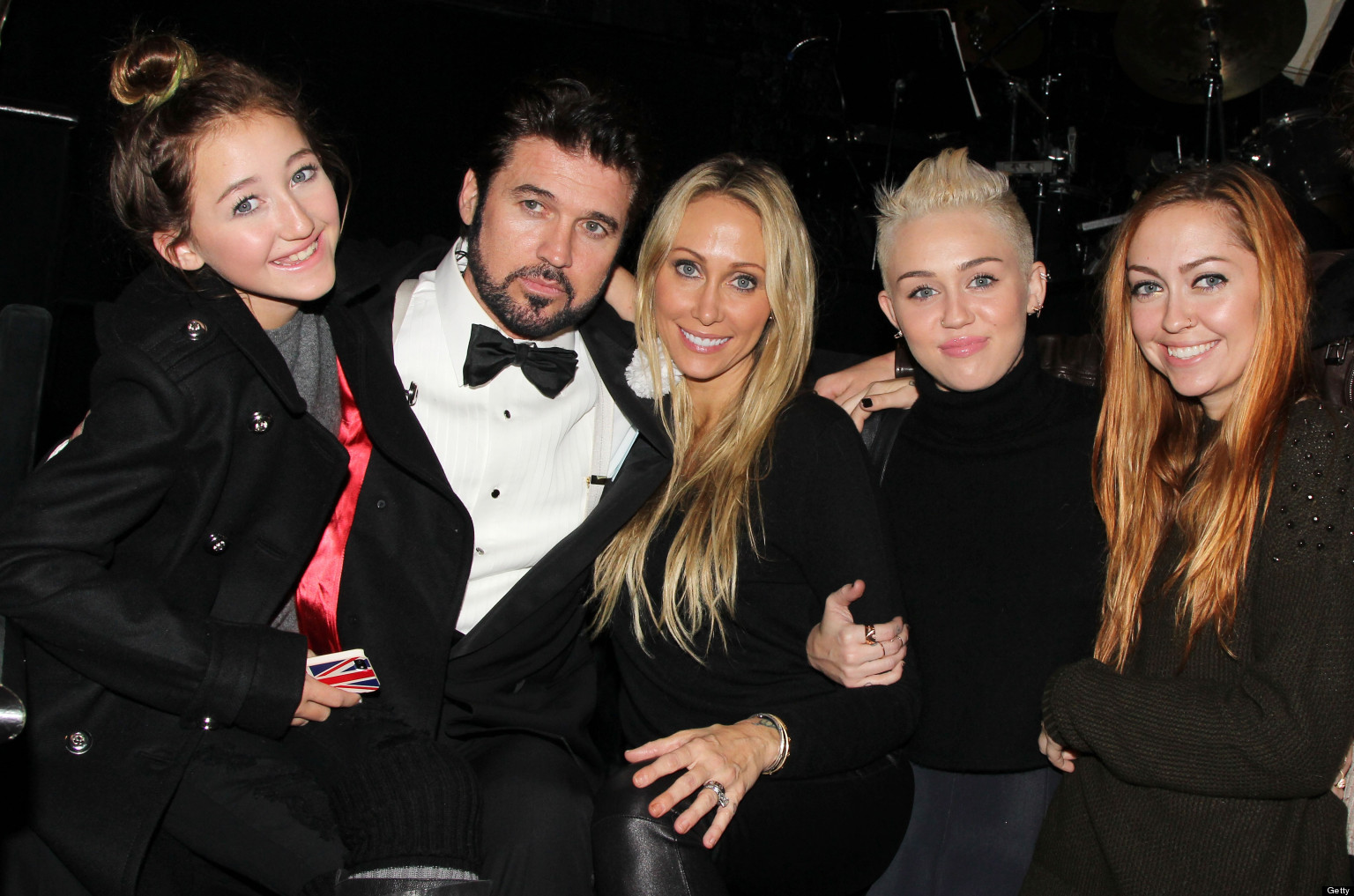 Billy ray cyrus orce youngest child noah responds the huffington
