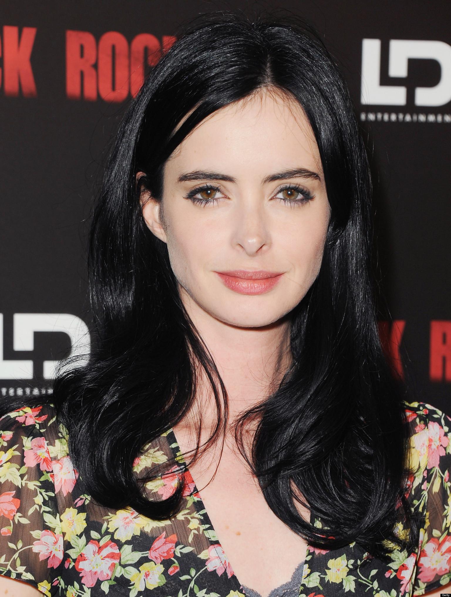 Krysten Ritter Cover: Krysten Ritter Joins 'Veronica Mars' Movie