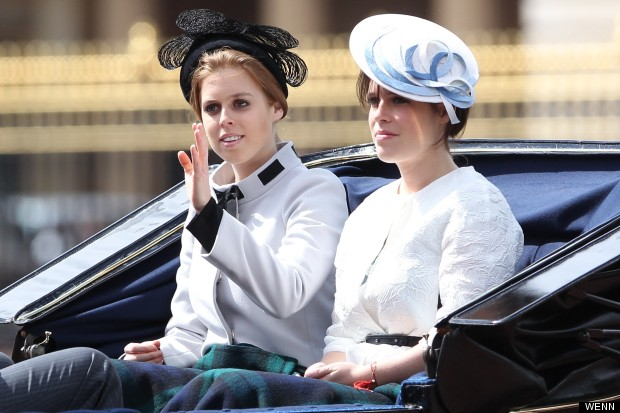 princess eugenie beatrice