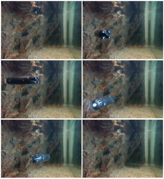 europa submersible