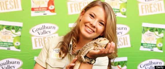 STEVE IRWIN DAUGHTER