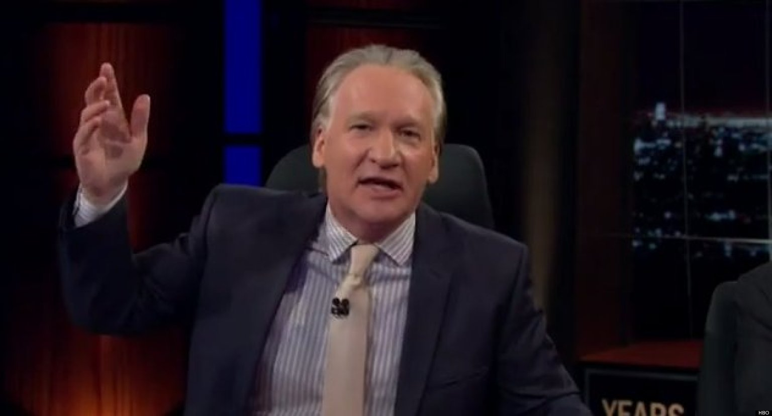 Bill maher homosexuelle Ehe