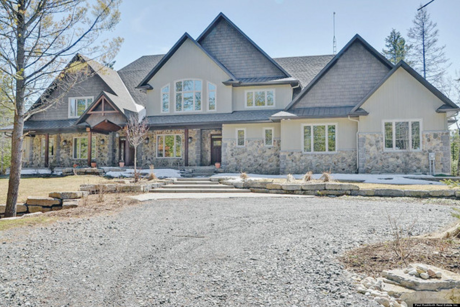 mike fisher carrie underwood selling ottawa dream home