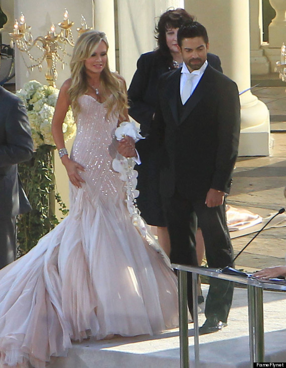 Tamra Barney Married: 'Real Housewives' Star Weds Eddie Judge (PHOTO)