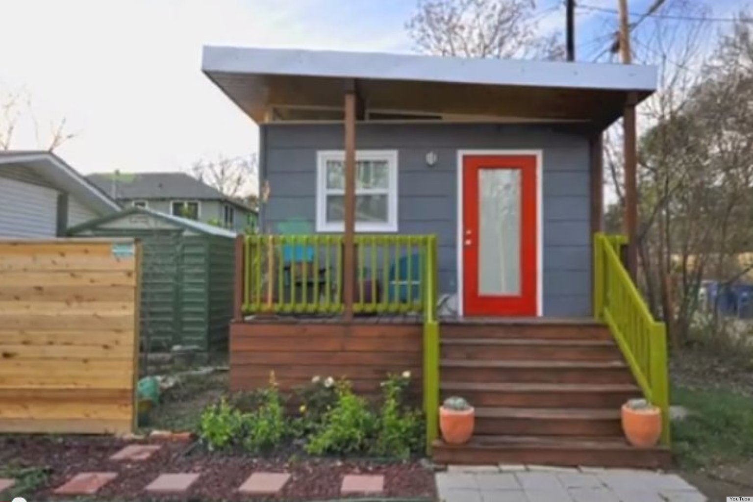 kanga prefab is a tiny home thatll change minds about small space living video huffpost - Prefab Tiny House