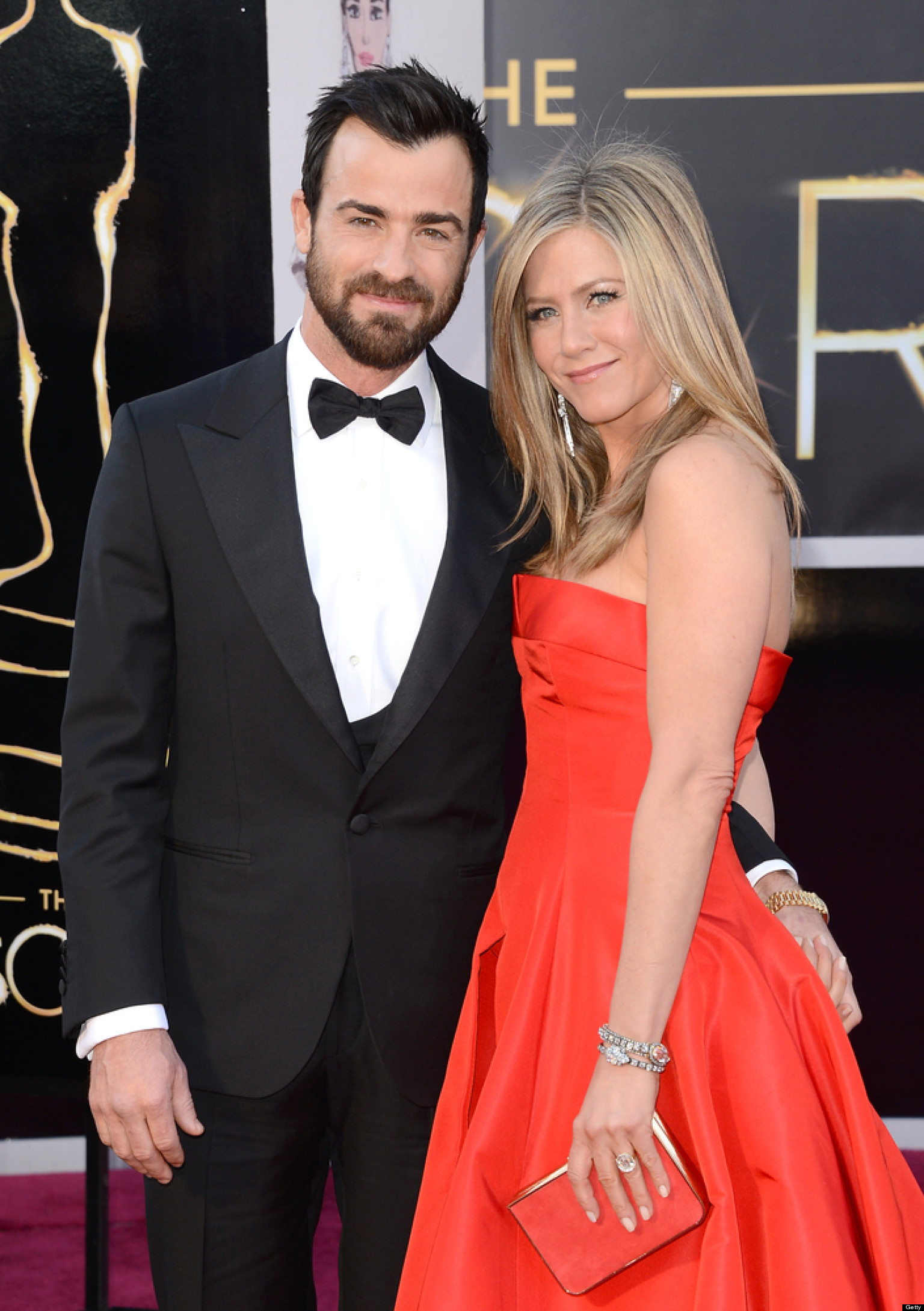 Jennifer Aniston And Justin Theroux Engaged Jennifer Aniston's Wed...