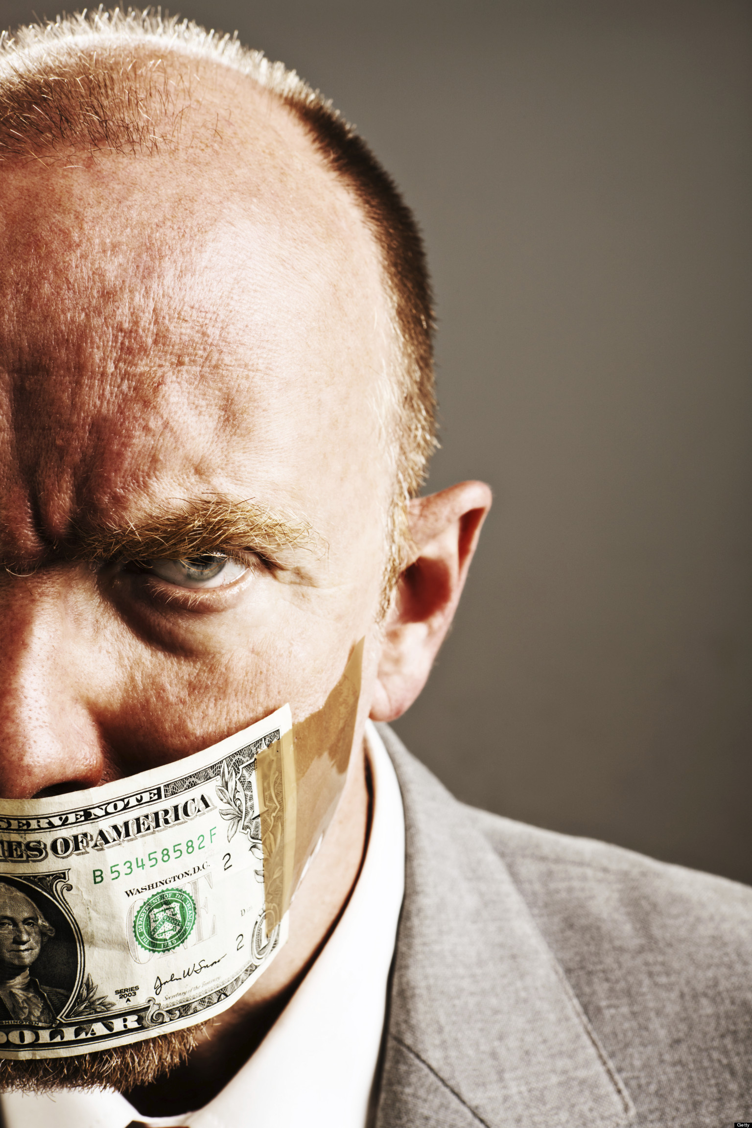 Just Thinking About Money Leads To Corruption Study