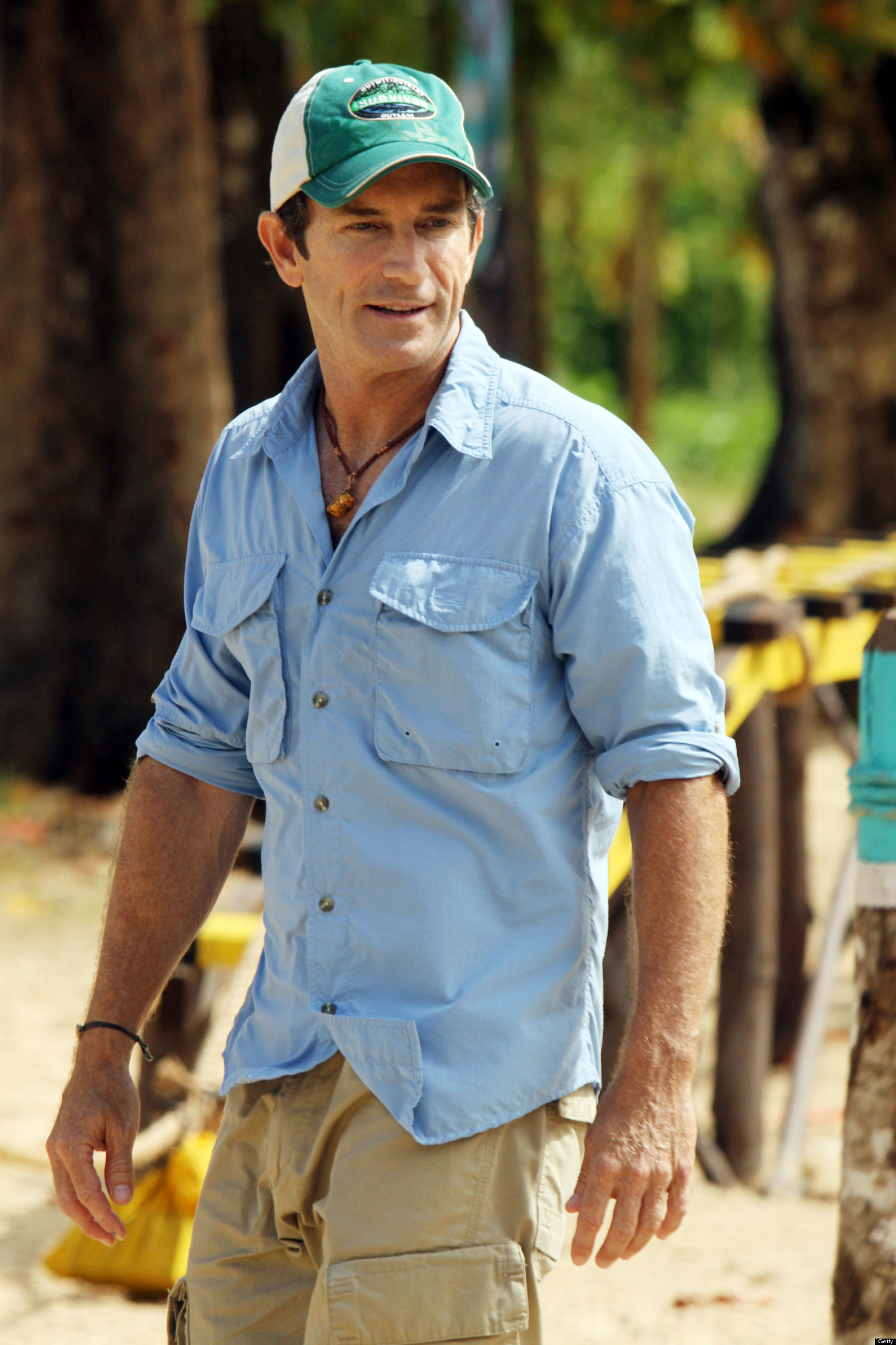 jeff probst julie berry