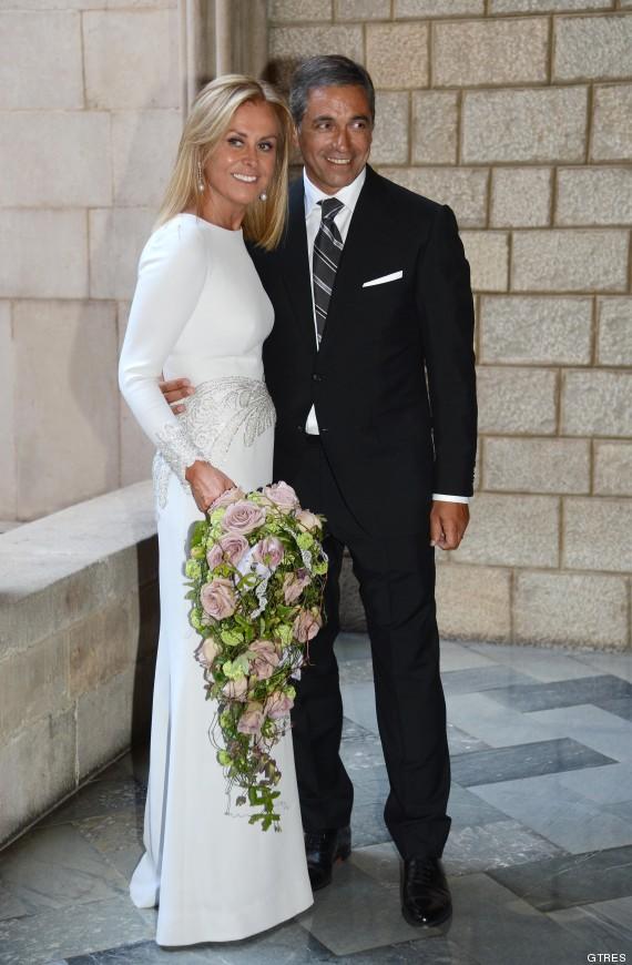 rosa clara y su marido