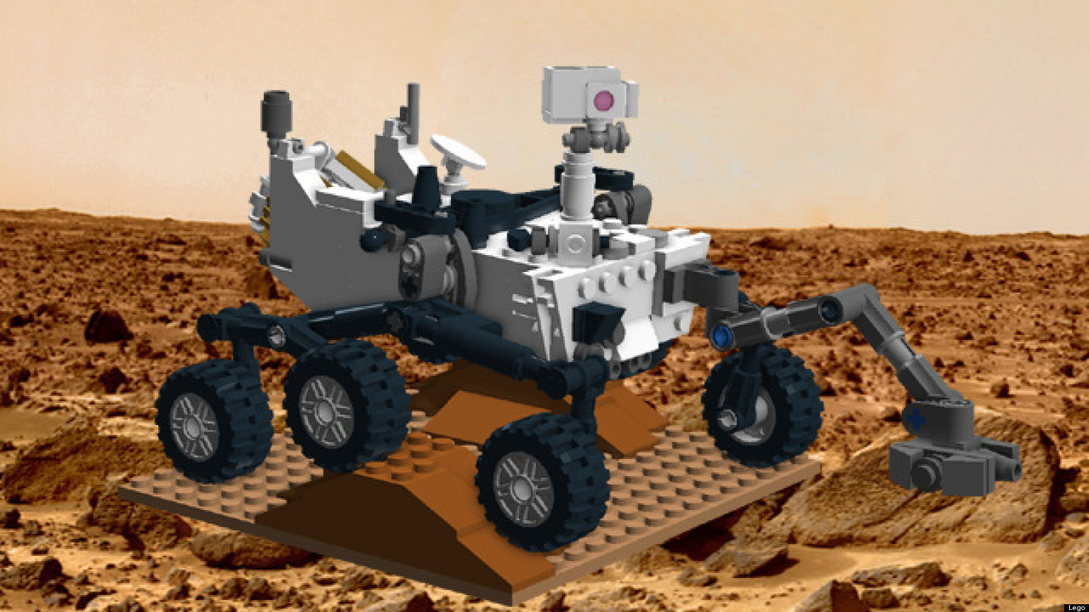 mars exploration rover lego - photo #10