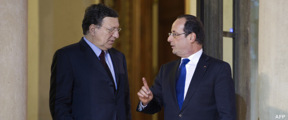 Barroso Hollande