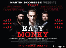 EXCLUSIVE TRAILER: 'Easy Money' - Martin Scorsese's Nordic Noir Relation