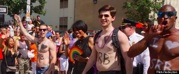 Is david paetkau gay