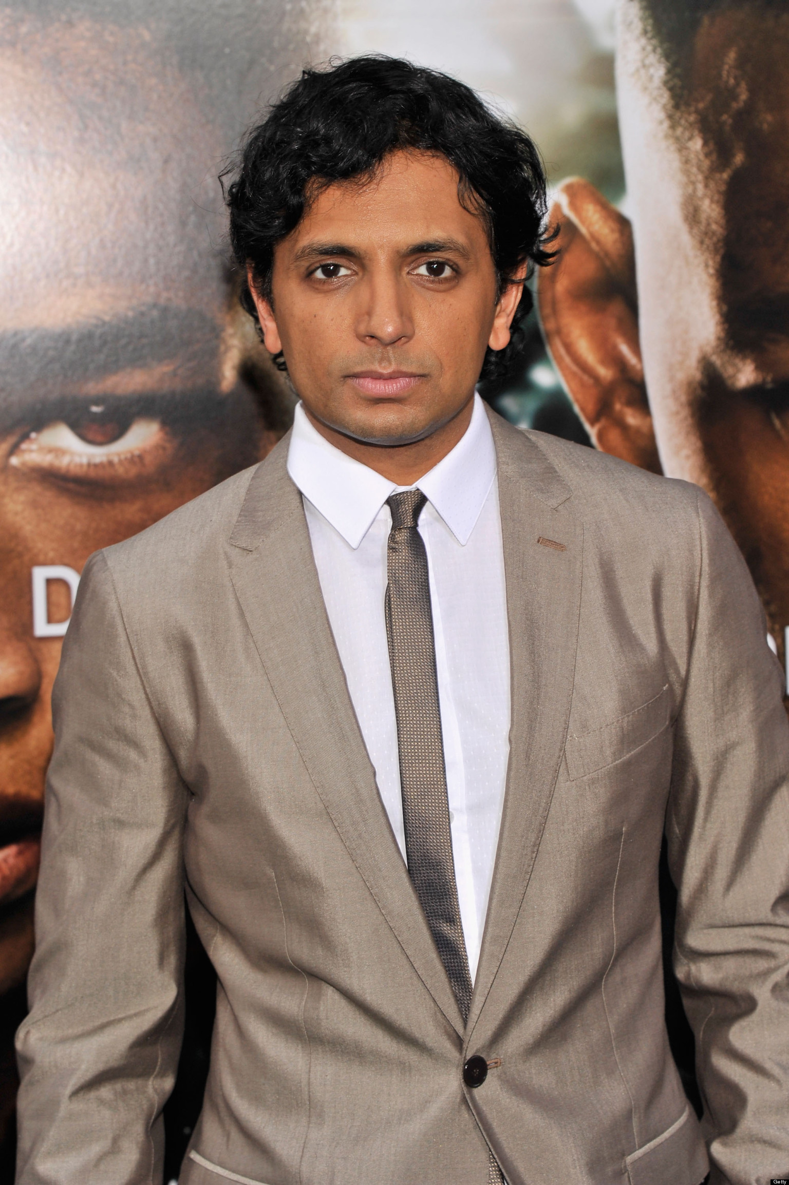 M Night Shyamalan M. Night Shyamalan Lie...