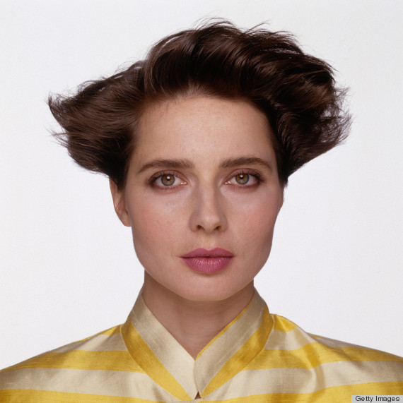 Isabella Rossellini S Style Her Best Fashion Moments So