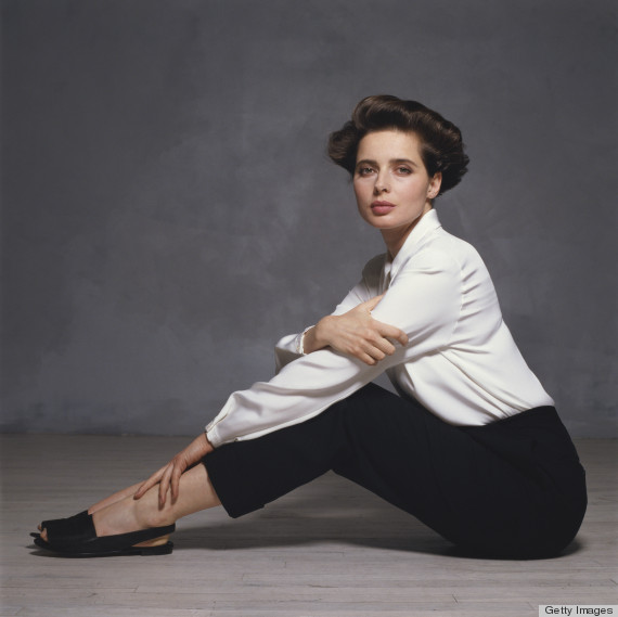 isabella rossellini style