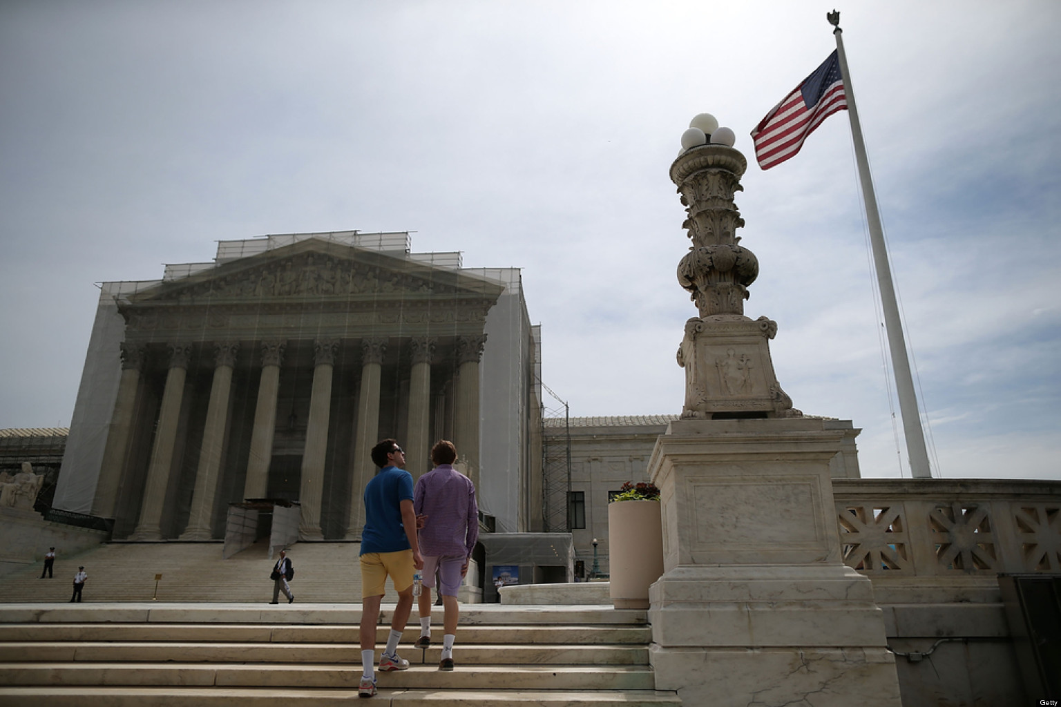 Supreme Court Ruling Gay Marriage