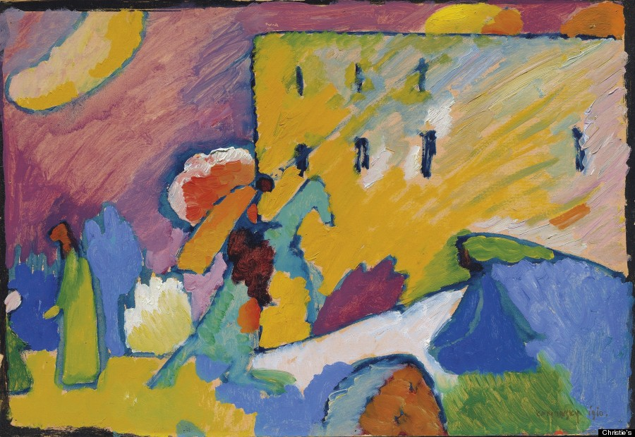 kandinsky auction