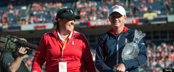 FIREFIGHTERS SOLHEIM CUP