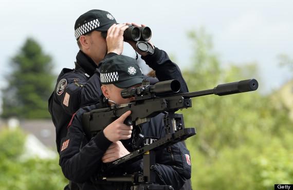 g8 summit police