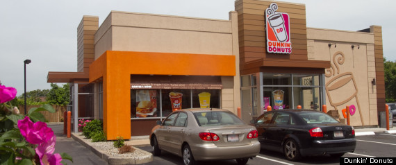 DUNKIN DONUTS REDESIGN