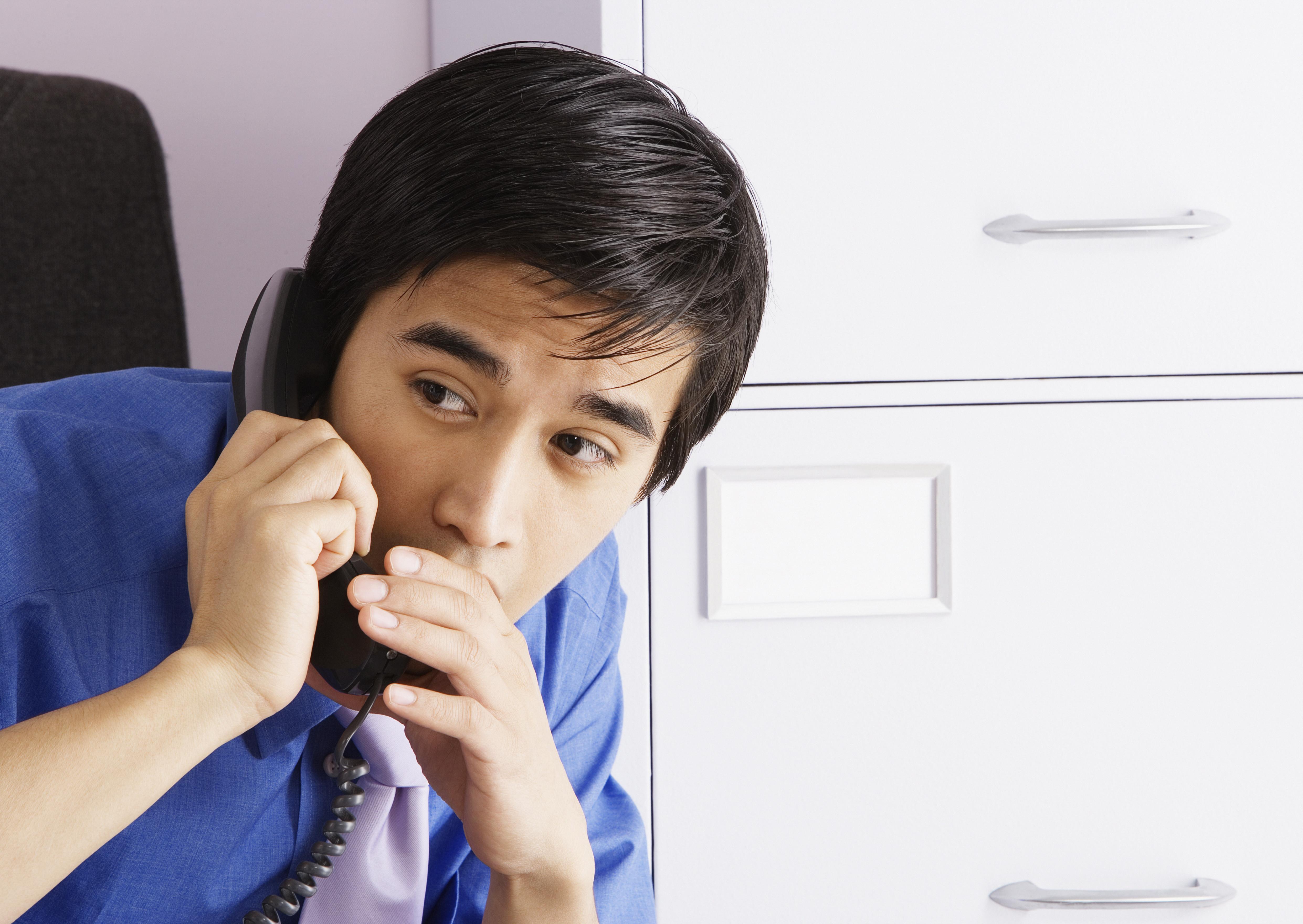 secret phone call
