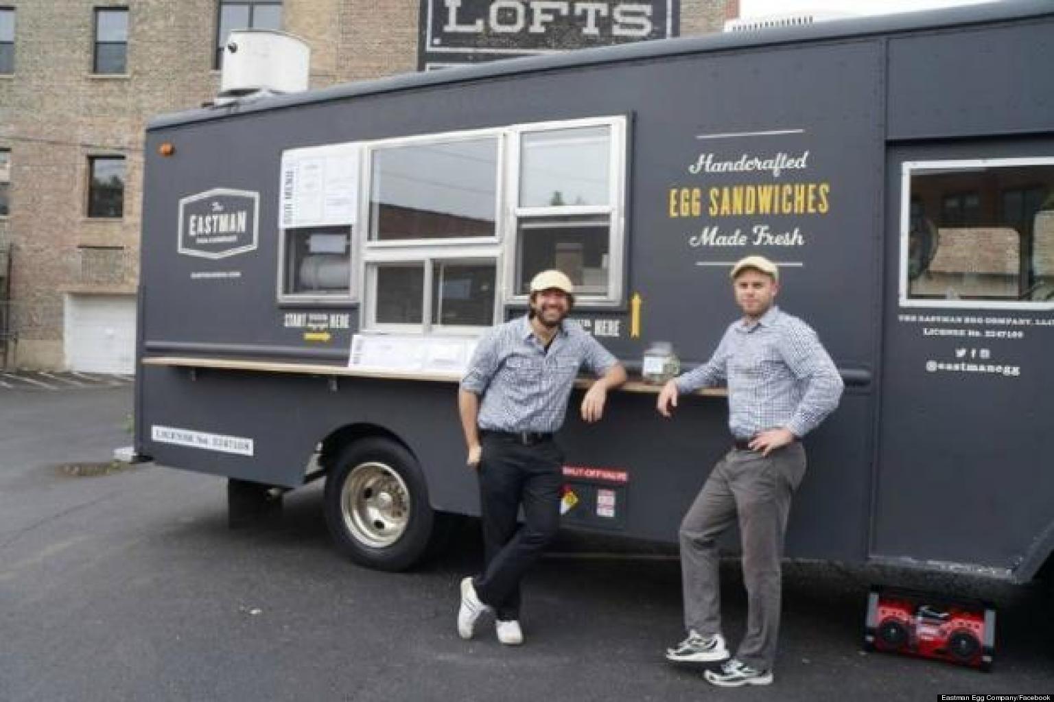 seven new food trucks approved as rahm films food network episode. Black Bedroom Furniture Sets. Home Design Ideas
