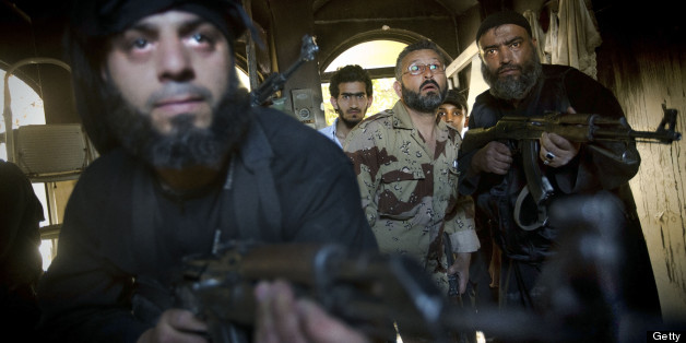 the controversial debates on whether or not to arm the syrian rebels This is what a controversial study found echoing the broader debate on military the obama administration opted to arm syrian rebels covertly in april 2013 to.