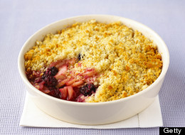 Is This A Crumble, A Cobbler Or A Crisp?