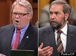 Rodger Cuzner Thomas Mulcair