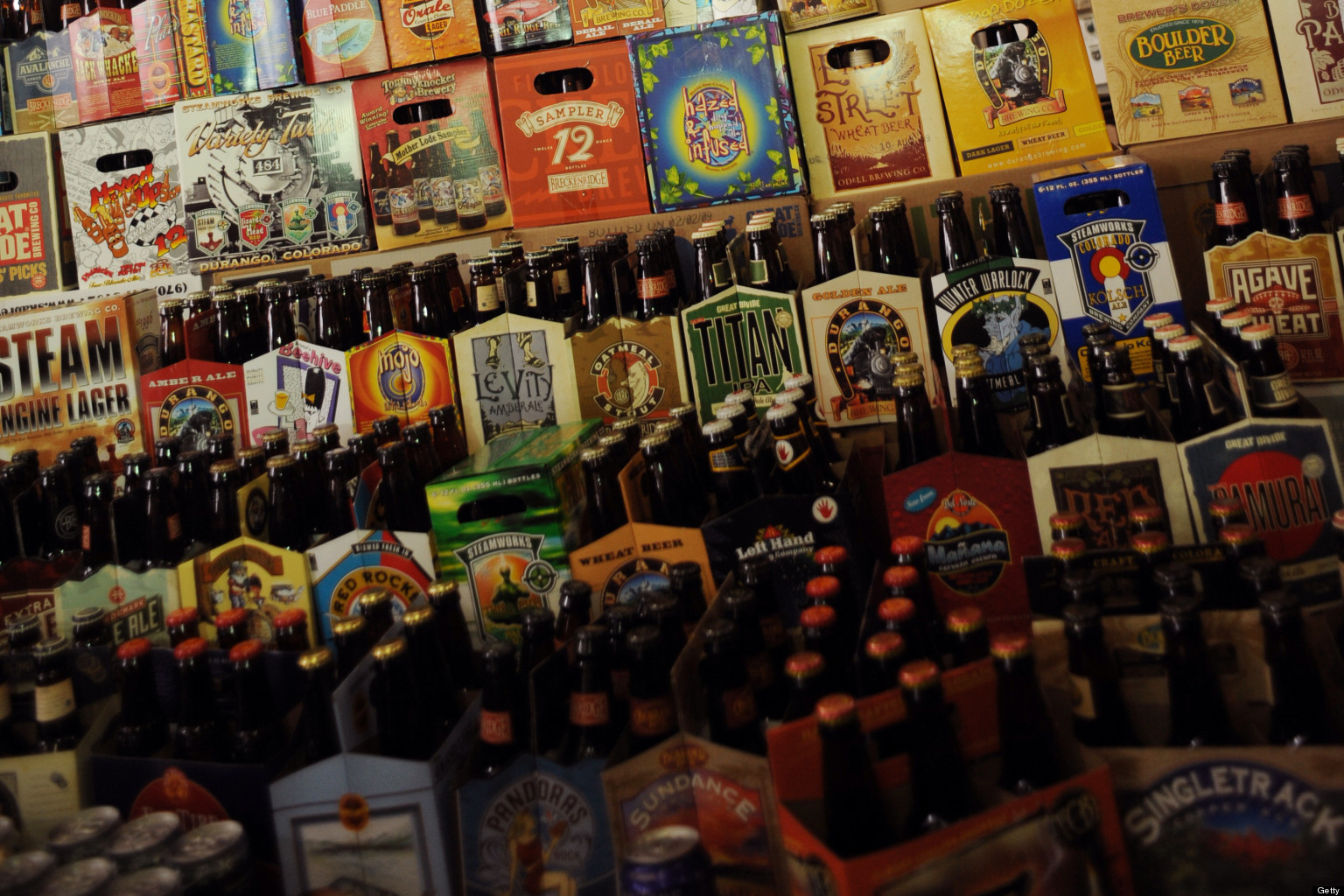 the 50 best craft beers in america in 2013 according to