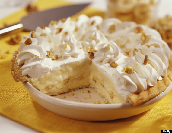 16. Banana Cream Pie