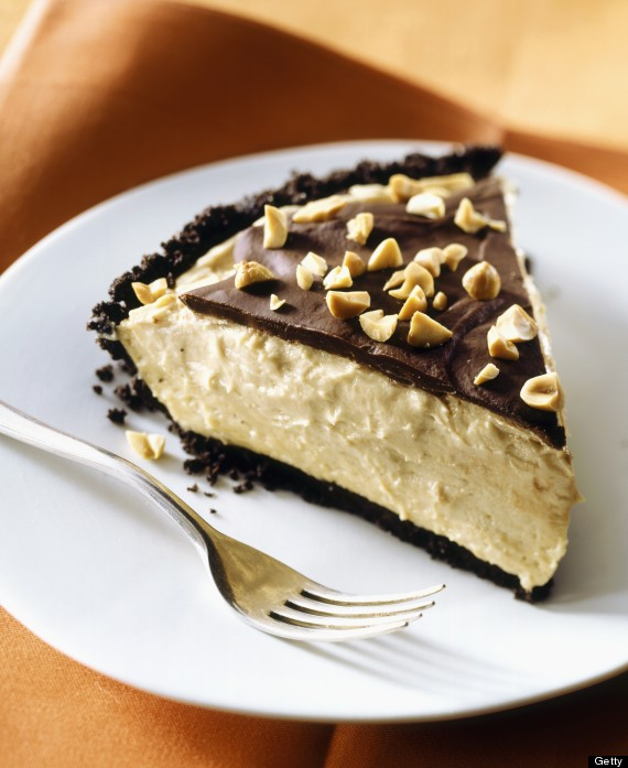 Peanut-Butter Chocolate Pie Recipe — Dishmaps