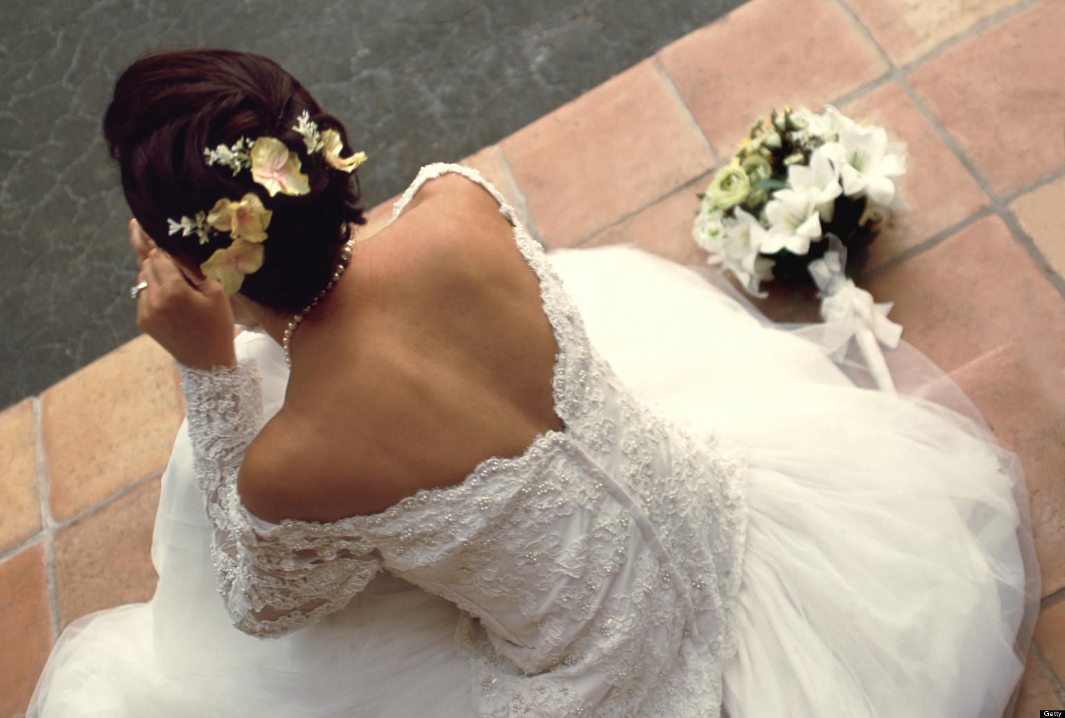 Рассказы невест об их изменах на свадьбе 9 фотография