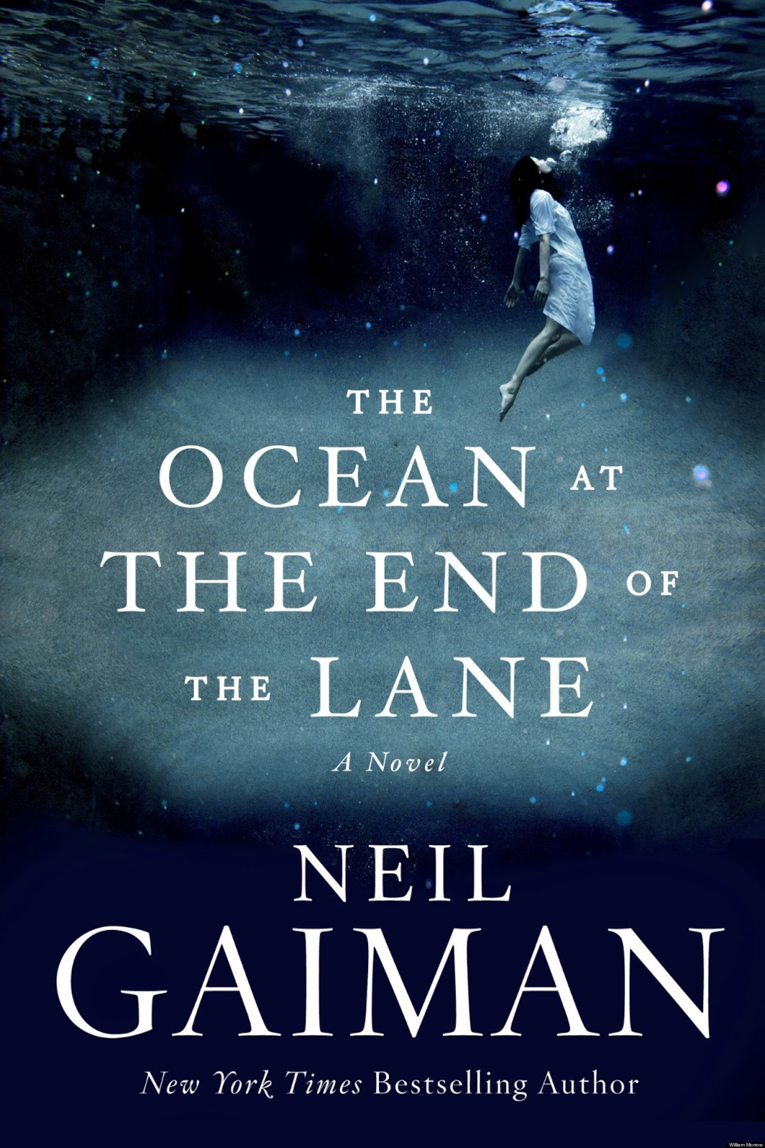 'The Ocean At The End Of The Lane' By Neil Gaiman: The