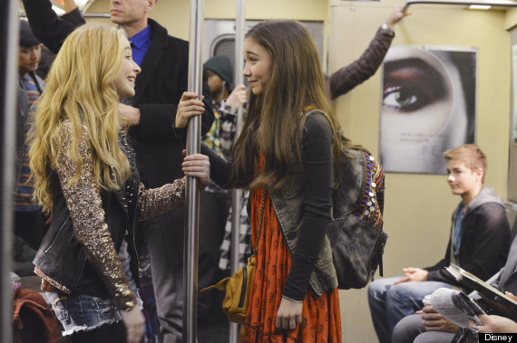 girl meets world riley maya