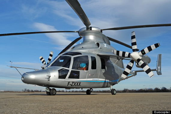 eurocopter x3 speed record
