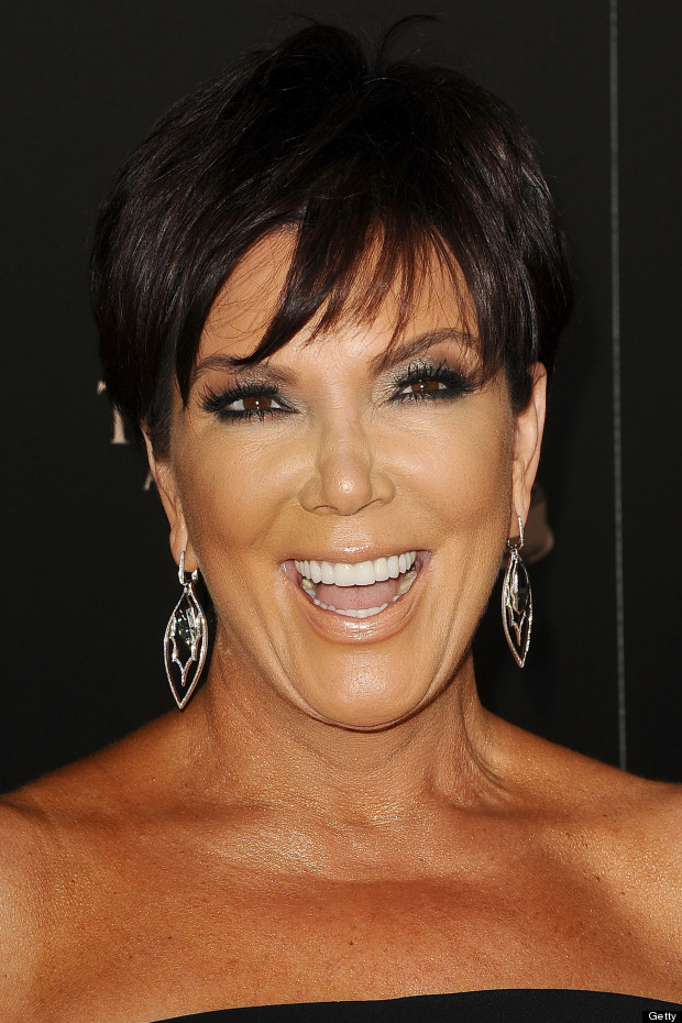 kris jenner chat show