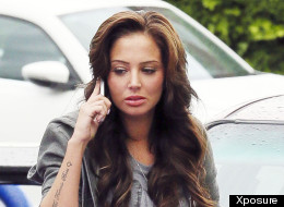 Tulisa Breaks Cover