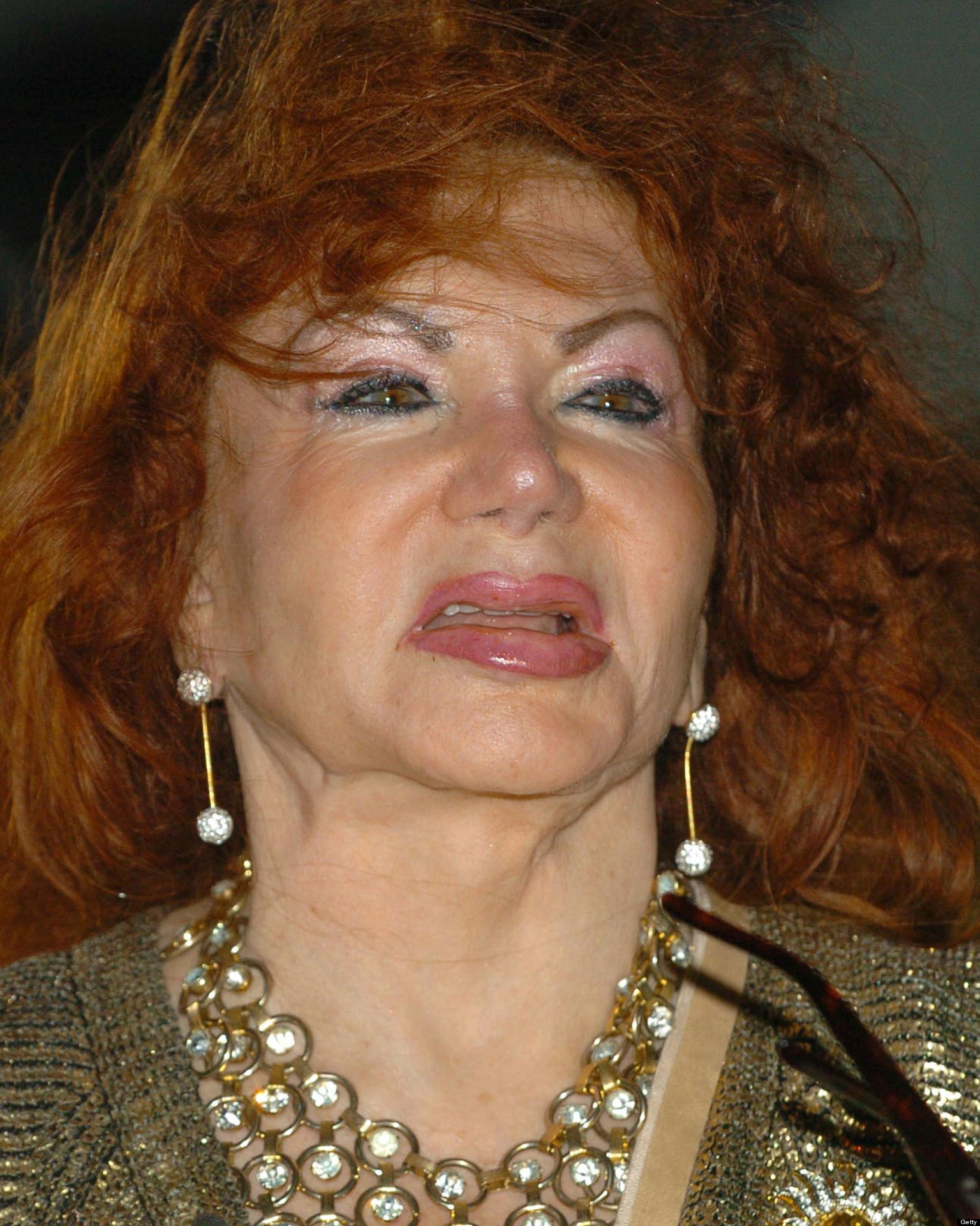 Jackie Stallone On Her...