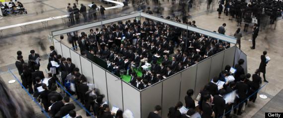 UNEMPLOYMENT JAPAN