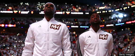 LEBRON INTRODUCTIONS