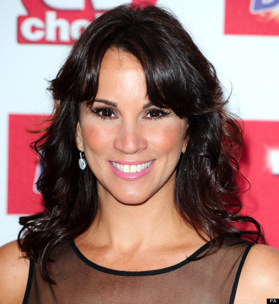 Andrea McLean Goes Make-Up Free For Closer Photoshoot (PICTURES ...