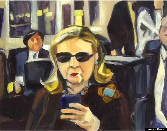 Benjameme Lauren Kaelin Paints Internet Memes In Hilarious Tumblr