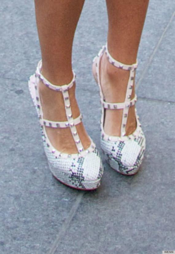 Your high heel spunk will
