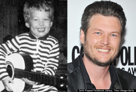 blake shelton birthday