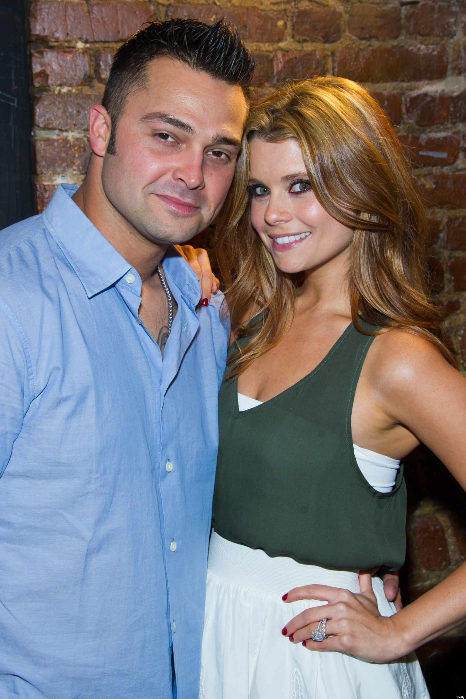 swisher dating Joanna garcia and nick swisher are expecting their second child together, they announced on tuesday  still going strong: joanna and nick started dating in august 2009, and got engaged the .