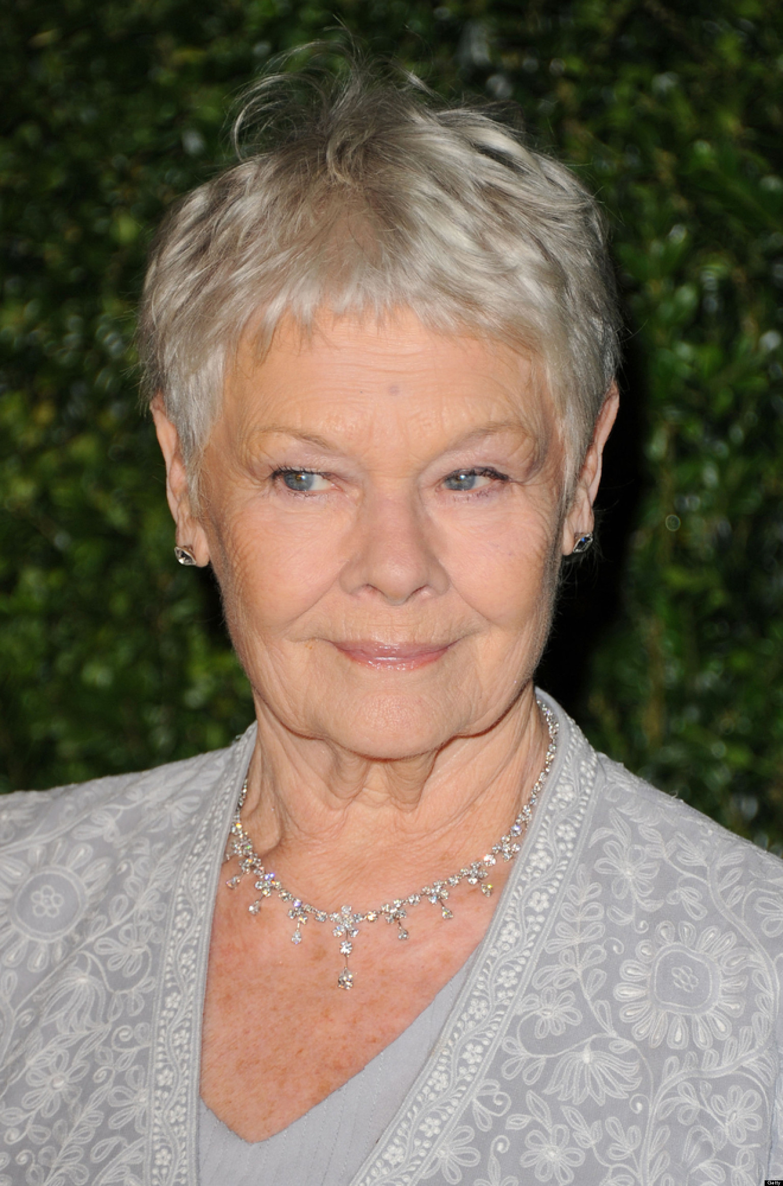 Judi Dench Children O-judi-dench-secret-hobby- ...