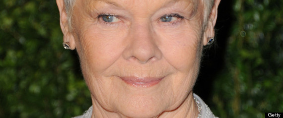 Judi Dench Secret Hobby